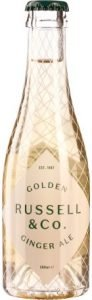 Russell & Co Golden Ginger Ale, Alles over gin.