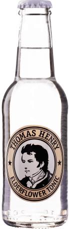 Thomas Henry Elderflower Tonic, Alles over gin.
