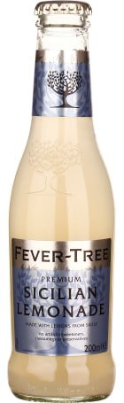 Fever-Tree Sicilian Lemonade, Alles over gin.