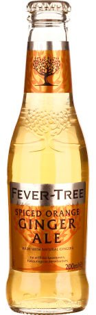 Fever-Tree Spiced Orange Ginger Ale, Alles over gin.