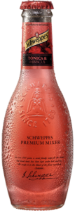 Schweppes Hibiscus Tonic, Alles over gin.
