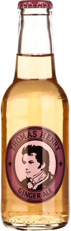 Thomas Henry Ginger Ale, Alles over gin.