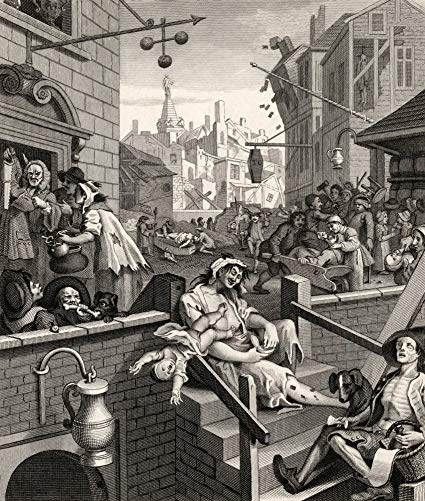 Gin geschiedenis, Alles over gin.