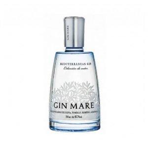 Zoet en zacht Gin Mare, Alles over gin.