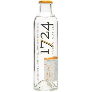 1724 tonics nieuw, Alles over gin.