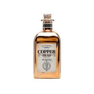 Citrus en fris - Copperhead, Alles over gin.
