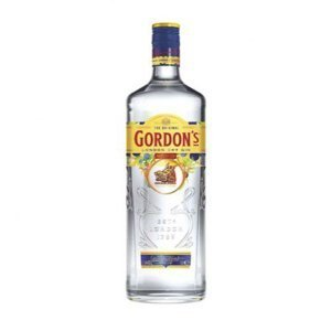 Citrus en fris - Gordon's London Dry Gin, Alles over gin.