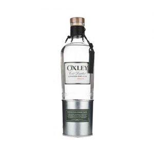 Citrus en fris, Oxley Londen Dry Gin, Alles over gin.