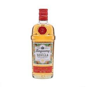 Citrus en fris, Tanqueray flor de Sevilla Distilled Gin, Alles over gin.