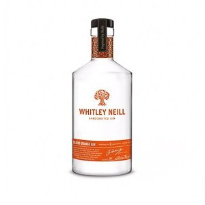 Citrus en fris - Whitley Neill Blood Orange, Alles over gin.