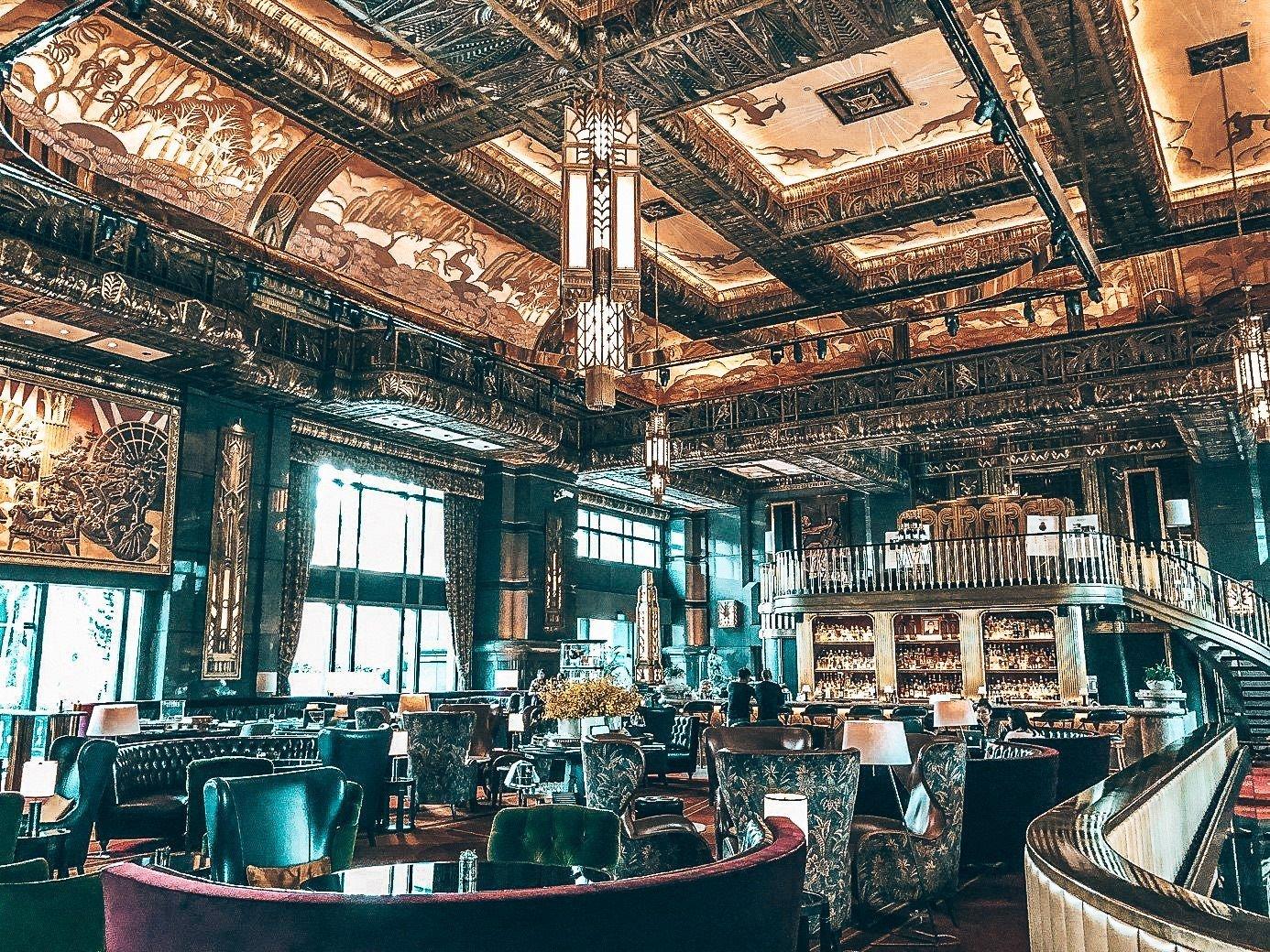 De grootste gin bar ter wereld, ATLAS, Singapore, Alles over gin.