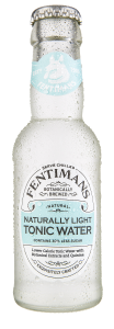 Fentimans Naturally Light Tonic Water, Alles over gin.