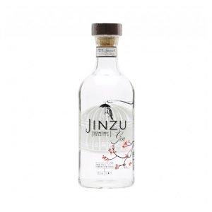 Floraal en fleurig, Jinzu Gin, Alles over gin.