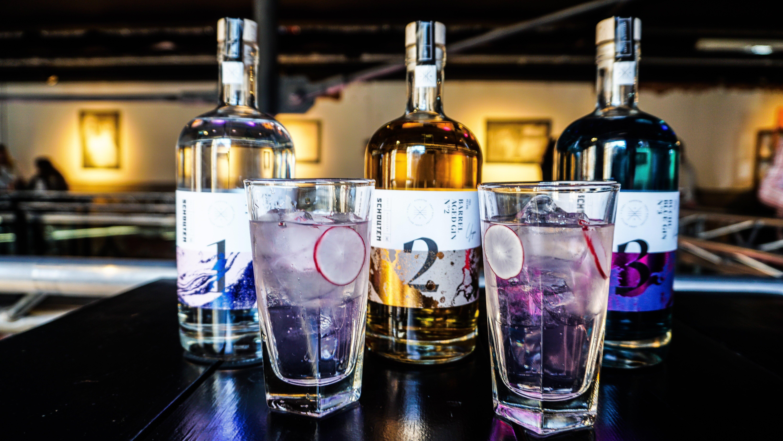 Perfect serve No. 3 Khoisan, Schouten Distillery, Alles over gin.