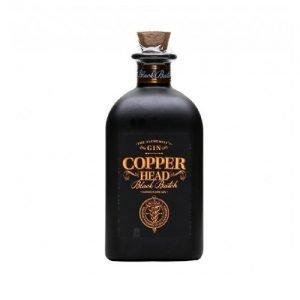 Kruidig en krachtig, Copperhead Black Batch, Alles over gin.