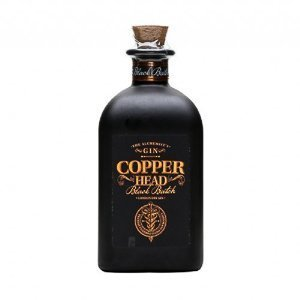 Kruidig en krachtig - Copperhead Black Batch, Alles over gin.
