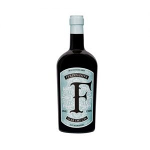 Kruidig en krachtig, Ferdinand's Saar Dry Gin, Alles over gin.