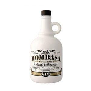 Kruidig en krachtig, Mombasa Club Colonel's Reserva, Alles over gin.