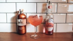 Recept Rose Craft, Alles over gin.