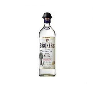 Zoet en zacht - Broker's Gin, Alles over gin.