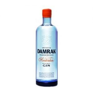 Zoet en zacht, Damrak Gin, Alles over gin.