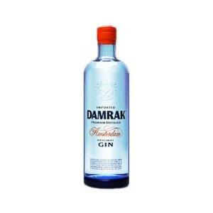 Zoet en zacht - Damrak Gin, Alles over gin.