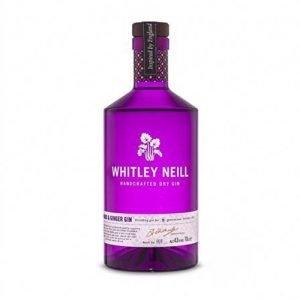 Zoet en zacht, Whitley Neill Rhubarb & Ginger, Alles over gin.
