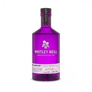 Zoet en zacht - Whitley Neill Rhubarb & Ginger, Alles over gin.