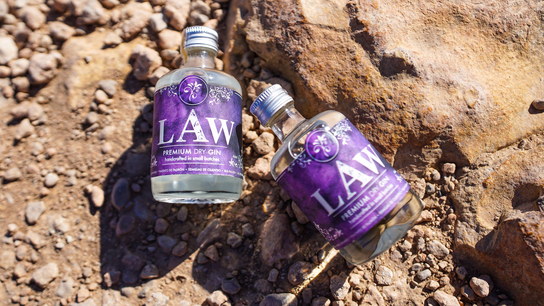 Mini LAW Gin flesjes, Alles over gin.-2