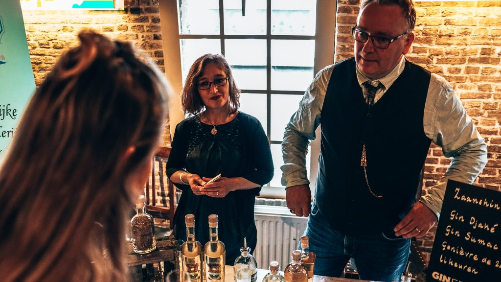 Distilleerderij Zaanshine, GinFever Schiedam. Alles over gin.