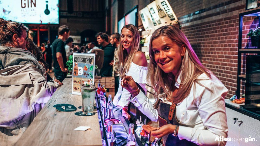 Goodsack Gin, Amsterdam Ginfestival, Alles over gin.