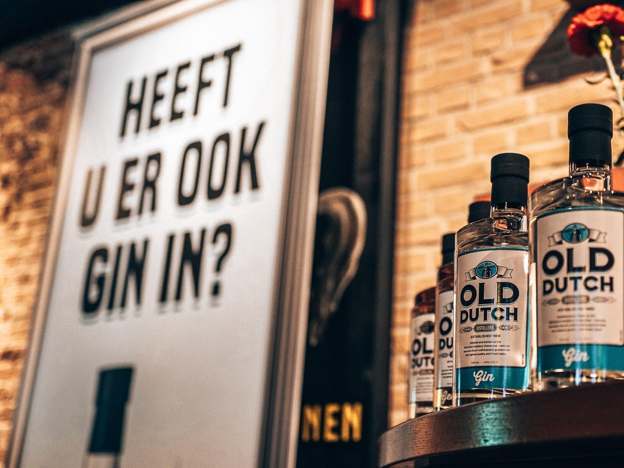 Jeneverfestival, GinFever, Schiedam, Alles over gin.