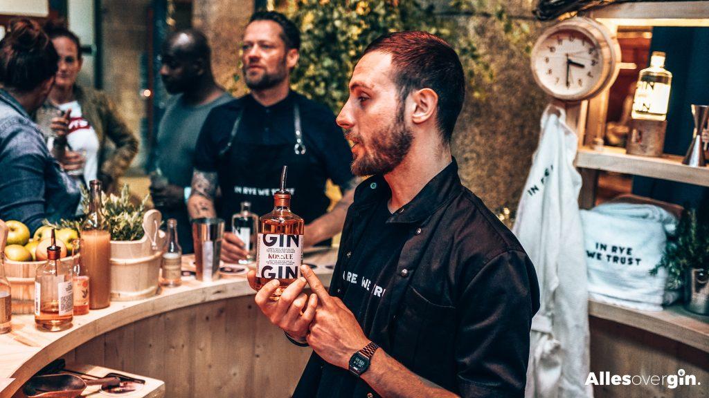 Kyro Distillery, Amsterdam ginfestival, Alles over gin.