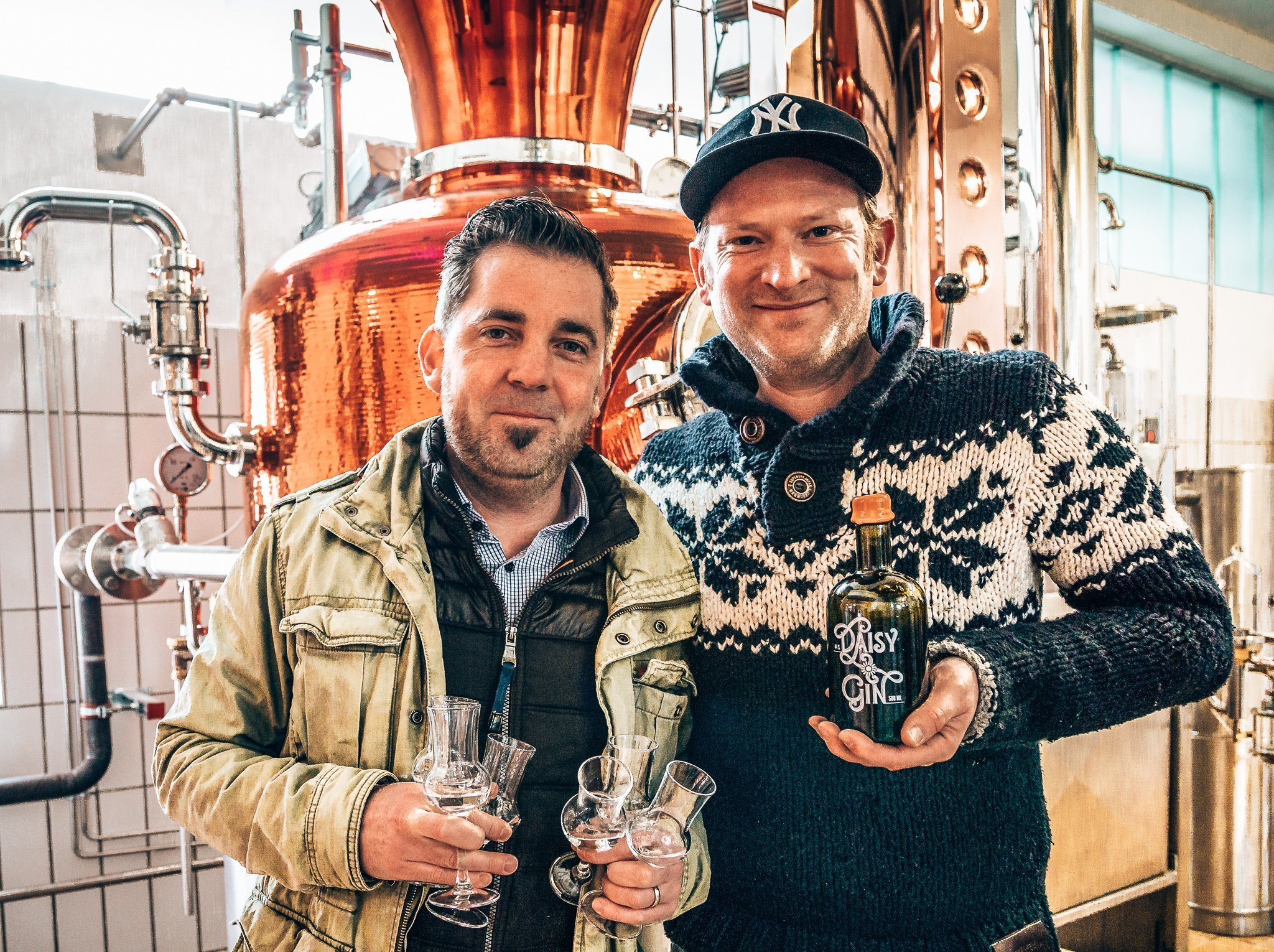 Makers van Daisy Gin, Alles over gin.