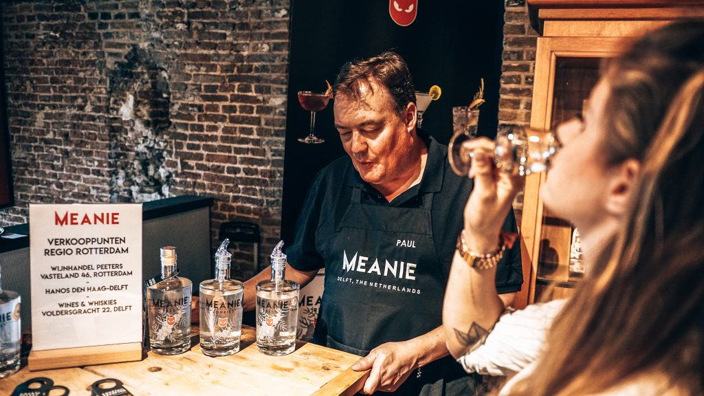 Meanie gin, GinFever, Alles over gin.