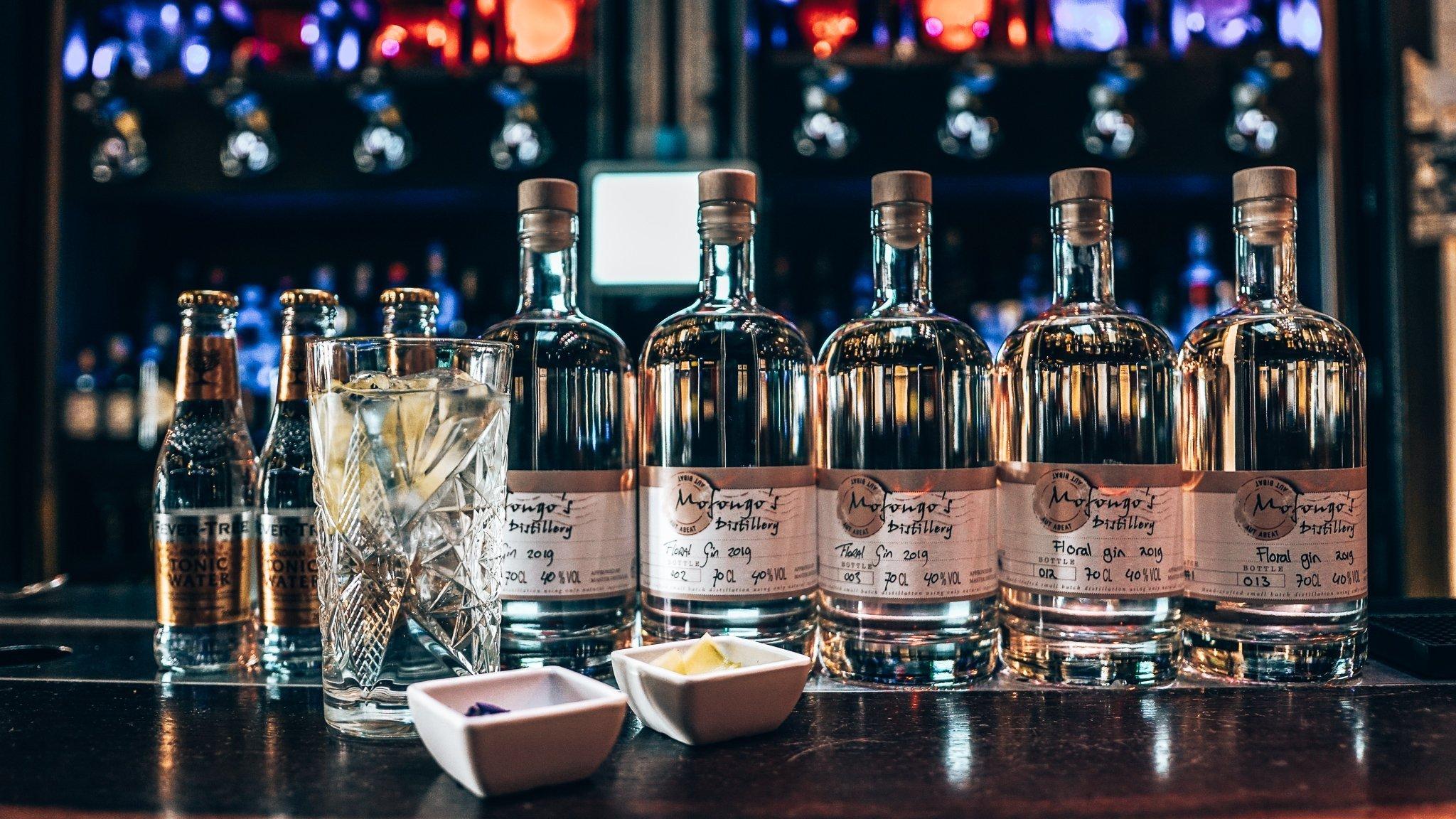 Mr. Mofongo Groningen, Floral Gin 2019, Alles over gin.