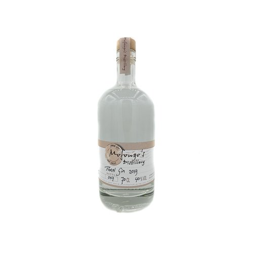 Mr. Mofongo's Floral Gin 2019, Alles over gin.