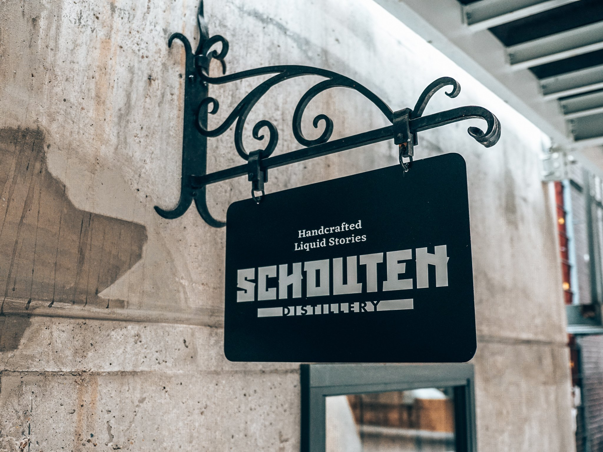 Schouten Distillery, Alles over gin.