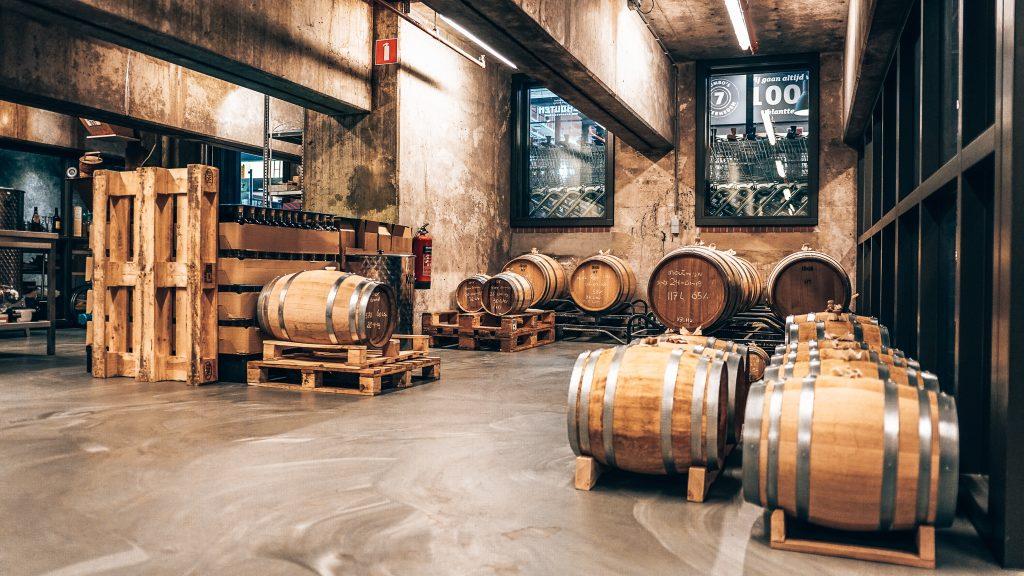 Schouten Distillery distilleerderij, Alles over gin.