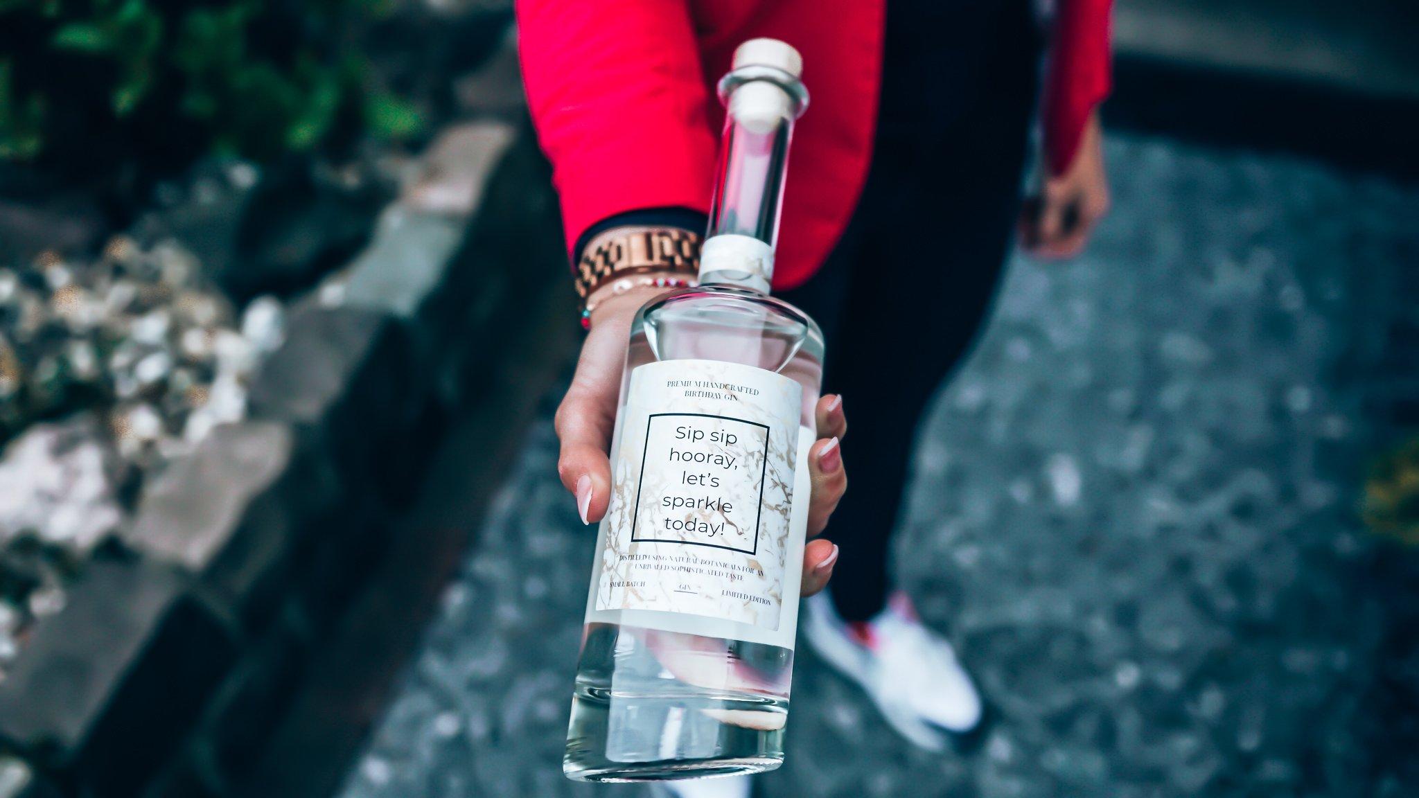 Sip sip hooray, Maak je eigen gin- verjaardag, Alles over gin.