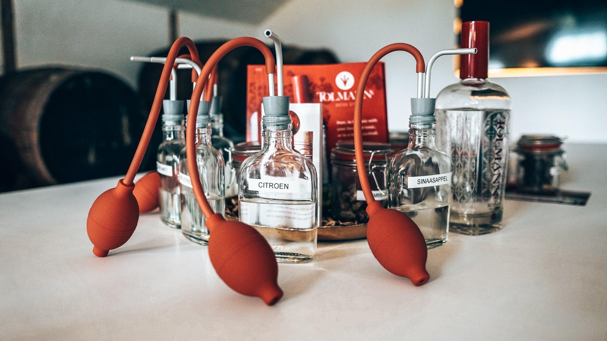 Ontwikkeling Tolmann's Dutch Gin, Tolmann's Distillery, Alles over gin.