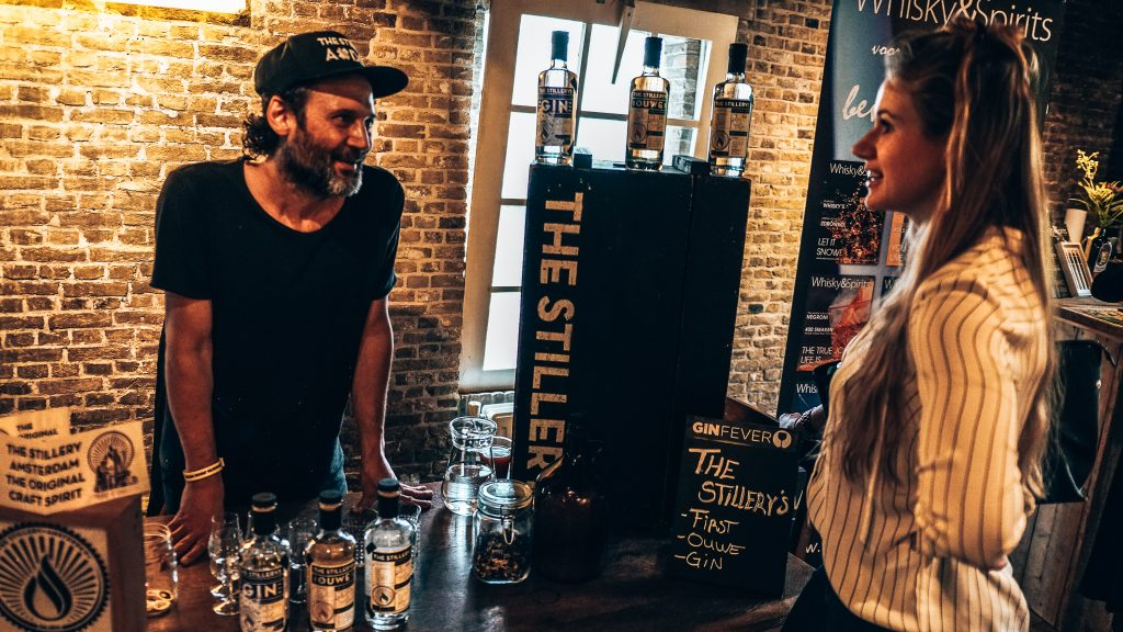 The Stillery, GinFever Schiedam, Alles over gin.
