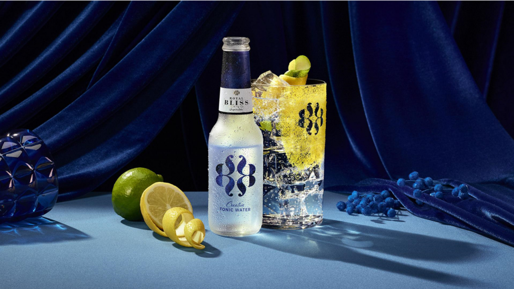 Creative Tonic Water, Royal Bliss, Alles over gin.