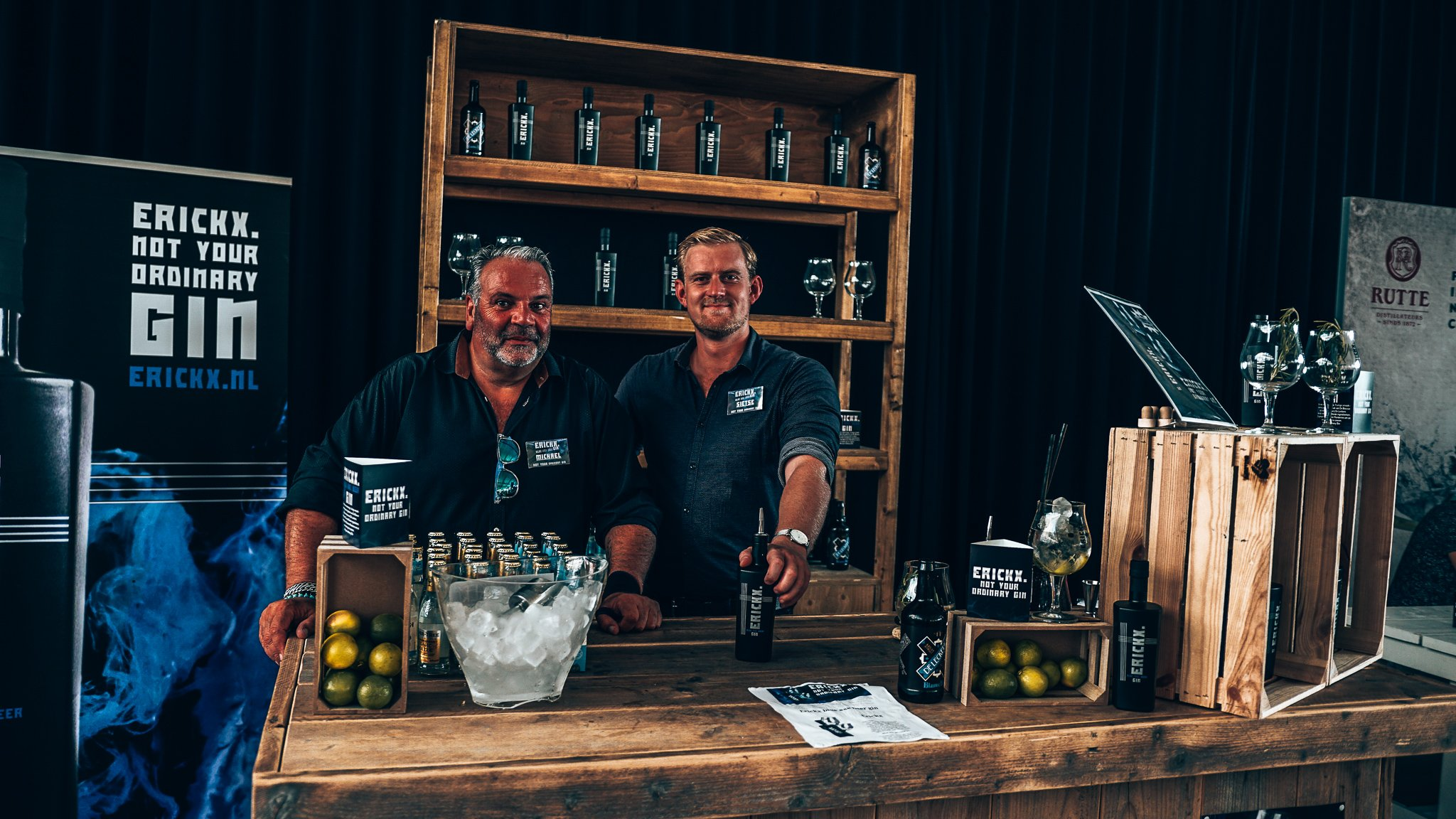 Erickx Gin, Ginfestival Rotterdam, Alles over gin.