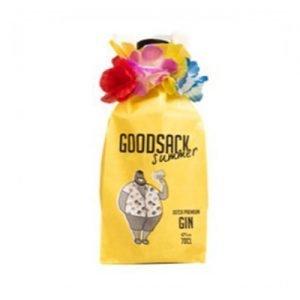 Floraal en fleurig, Goodsack Summer Gin, Alles over gin.