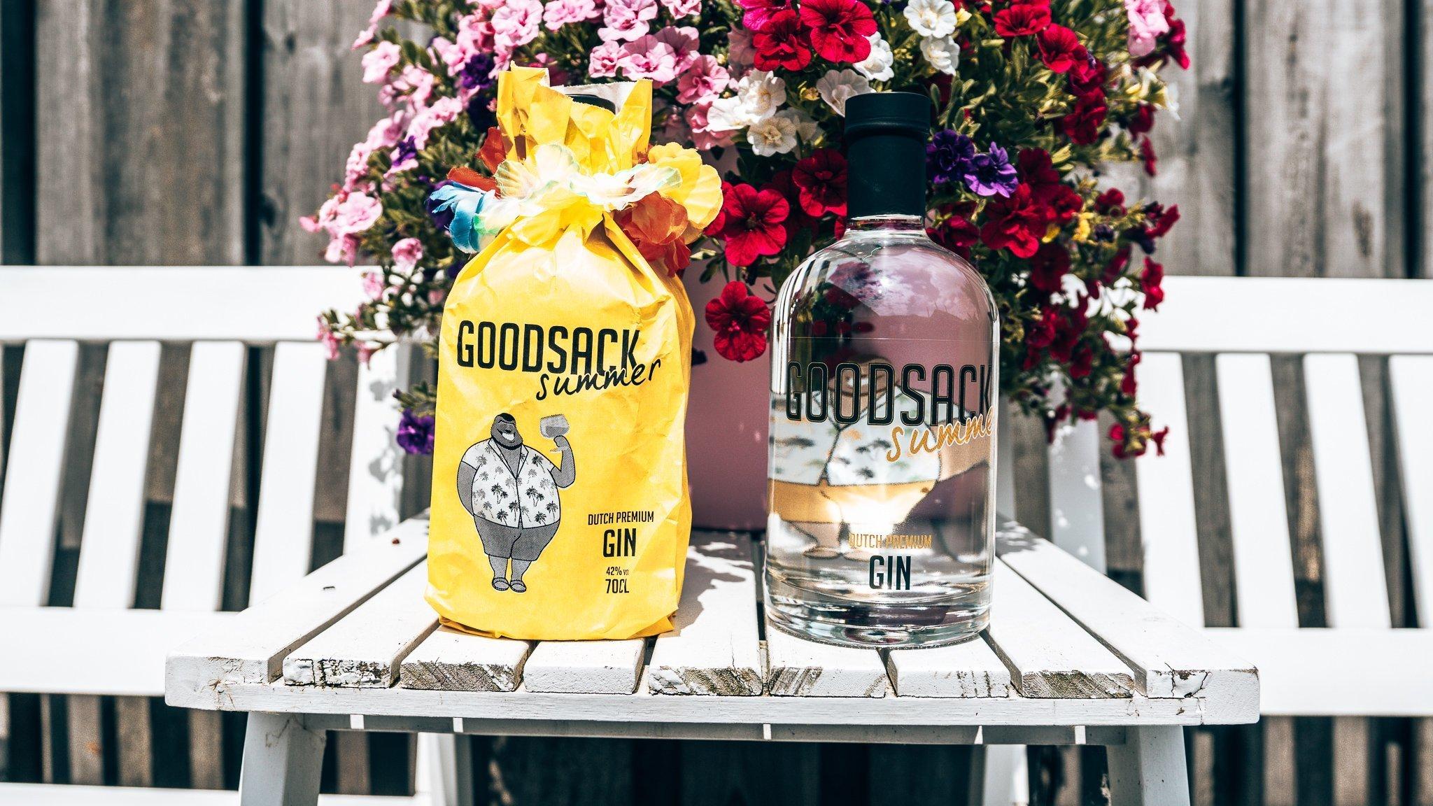 Goodsack Summer Gin, Alles over gin.