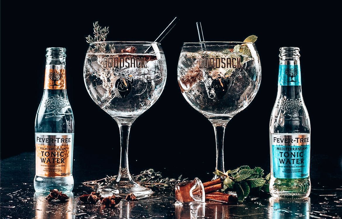 Perfect serves Goodsack Gin, Alles over gin.