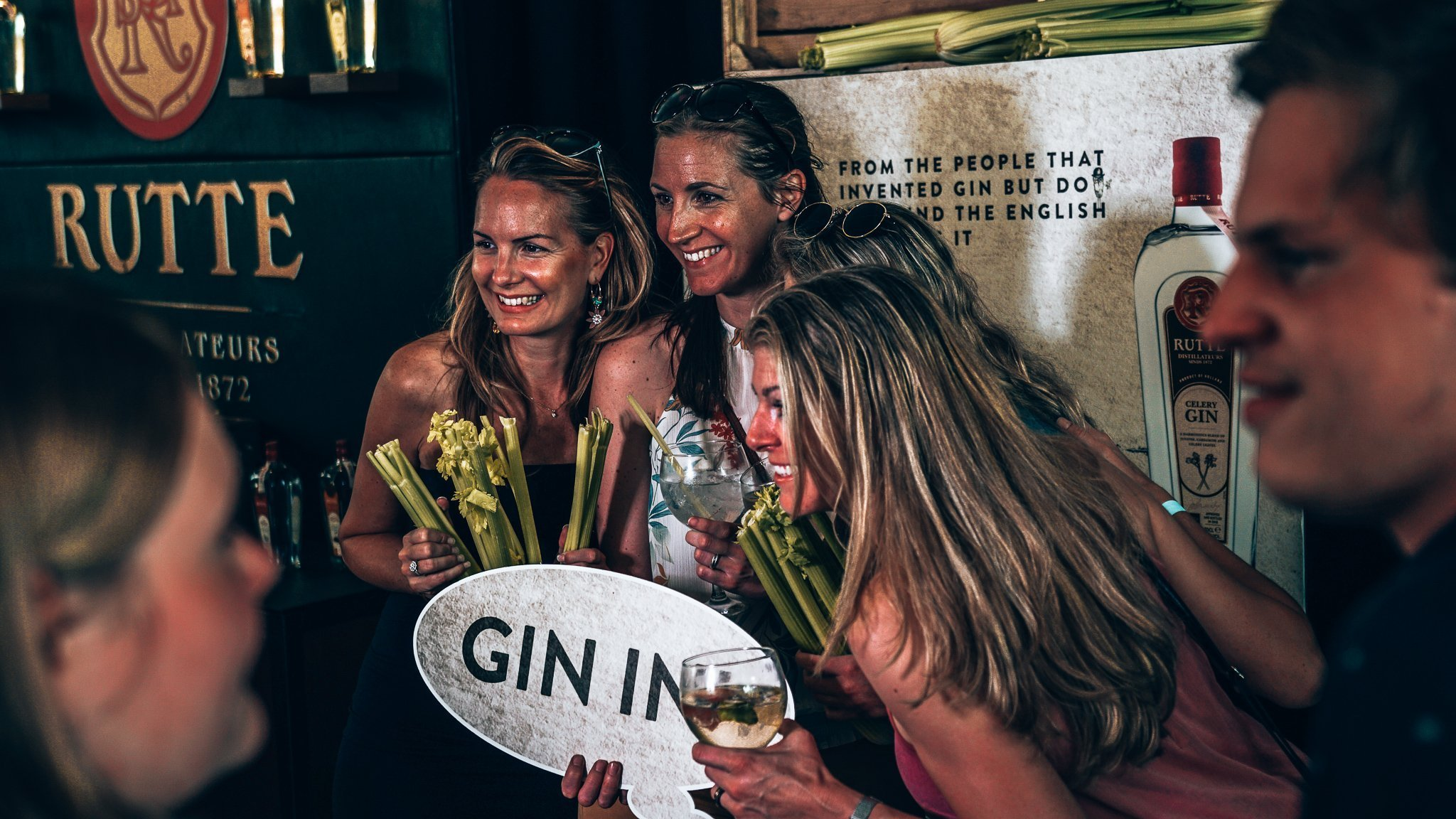 Rutte photobooth, Ginfestival Rotterdam, Alles over gin.02
