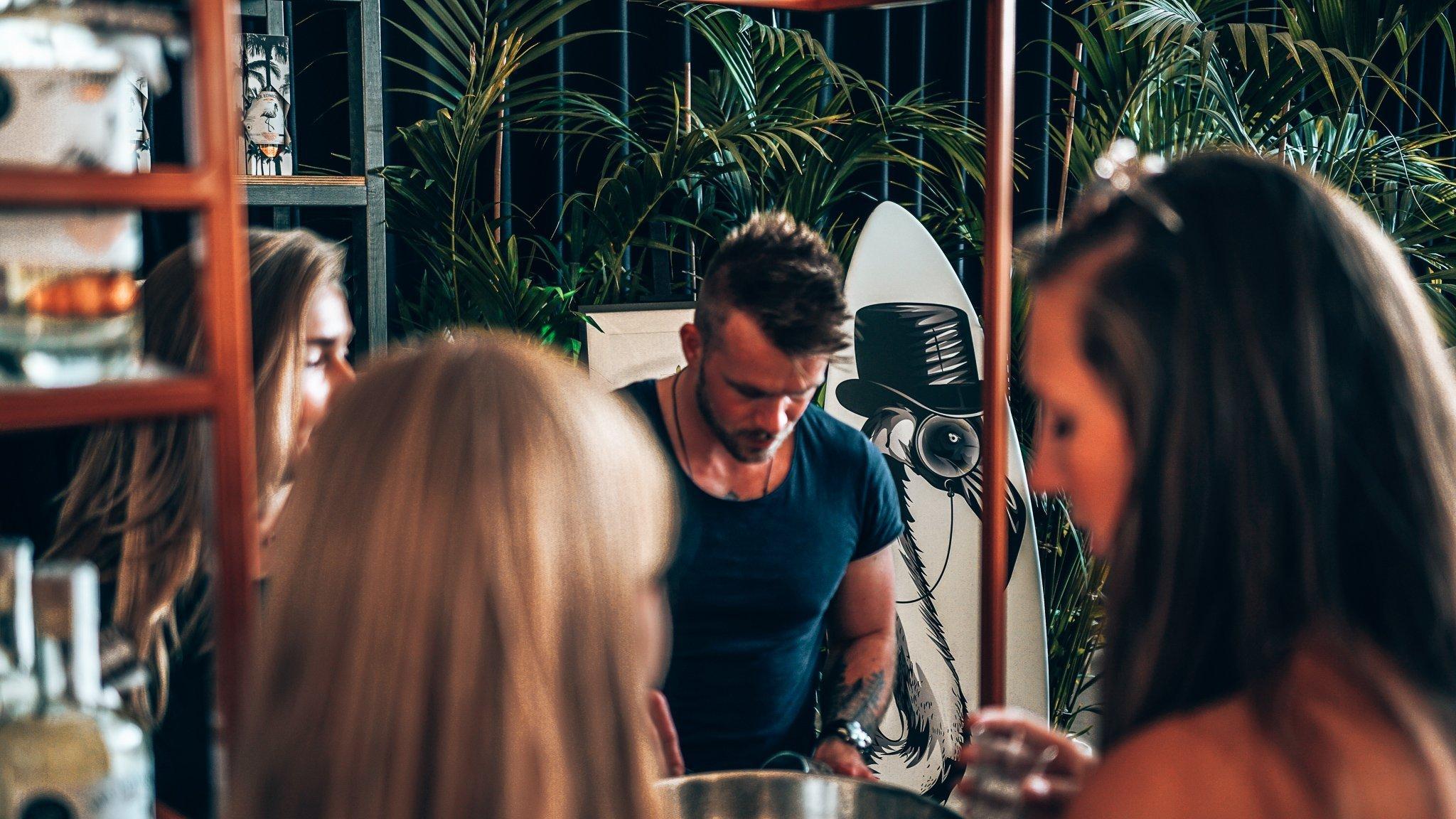 Sir Edmond, Ginfestival Rotterdam, Alles over gin.