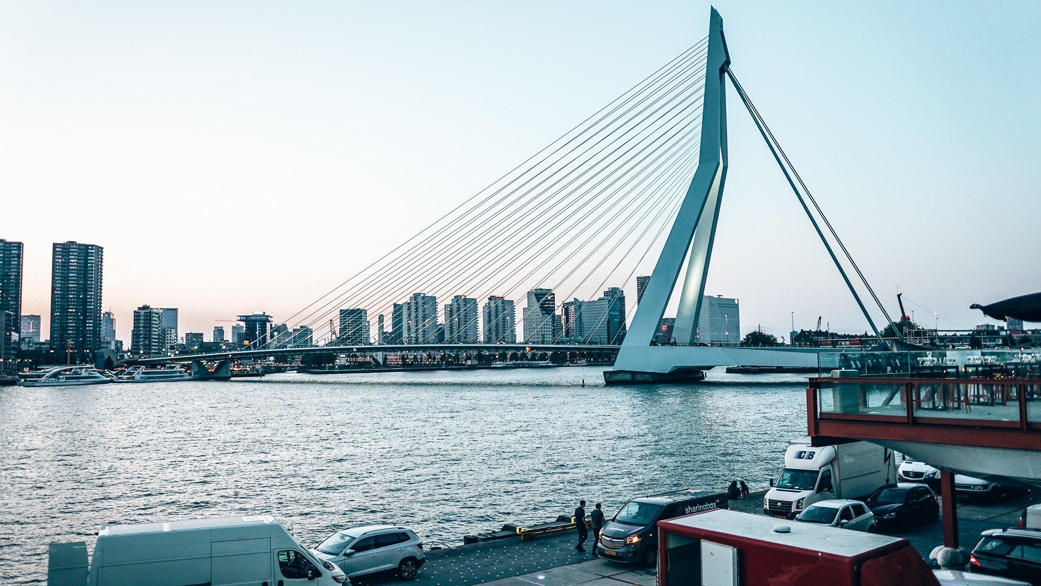 Skyline Rotterdam, Ginfestival Rotterdam, Alles over gin.